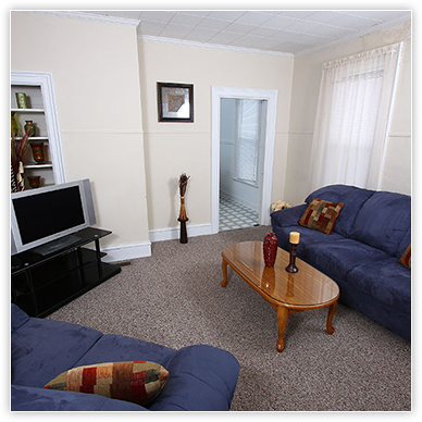 student apartment rentals in Cortland New York