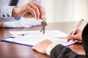 Signing Lease and Holding Keys